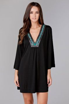 4b6db44e1c6a4 Dotti Knits Tunic $56.00 Swim Cover, Cover Up, Resort Wear, Blouses For  Women