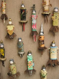 Dolls by Primitive Twig