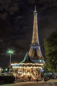 noches bellas en Paris