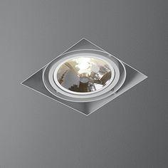 SQUARES 111x1 trimless recessed