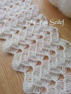 Pattern * Fantasia * crochet. Video.