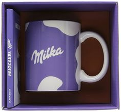 Mug cake Collector Milka Cake Mug, The Collector, Elisabeth, Dominique, Mugs, Tableware, Gifts, Articles, France
