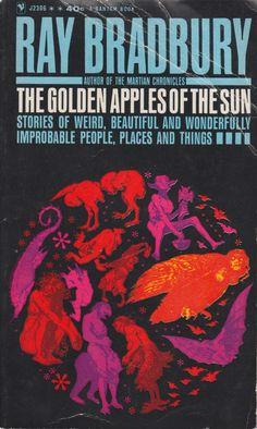 Golden Apples of The Sun - Ray Bradbury