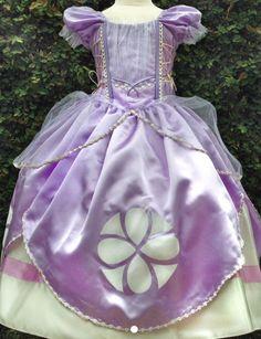 Sofia the first princess dress