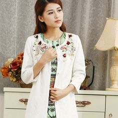 Limited selling cardigans Long trench coat new 2017 winter fashion casual plus size women clothing abrigos mujer trench AC-62