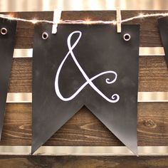 Our weather-resistant vinyl pennant banners with chalkboard like appearance, feature sturdy steel eyelets for ease of stringing your choice of connectors.