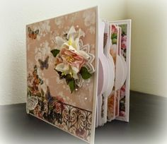 a French Garden Mini Album