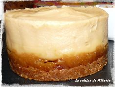 Delight apple speculoos – The kitchen of Wikette French Desserts, No Cook Desserts, Just Desserts, Dessert Recipes, Cooking Chef, Cooking Recipes, Dessert Thermomix, Desserts With Biscuits, Masterchef