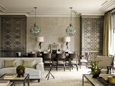 Mr. Steven Gambrel is a BEAST when it comes to interiors! Description from palettedecor.com. I searched for this on bing.com/images