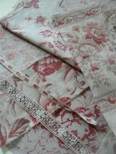 lovely and soft french textile