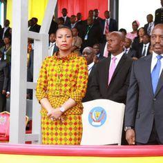 RD Congo : la Première dame dément sa candidature à la présidentielle 2016 :: CONGO DEMOCRATIC