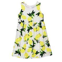 $4.86 (Buy here: https://alitems.com/g/1e8d114494ebda23ff8b16525dc3e8/?i=5&ulp=https%3A%2F%2Fwww.aliexpress.com%2Fitem%2FCute-Lemon-Printed-Summer-Sleeveless-Girls-Dress-Vestidos-Infantil-Family-Fitted-Clothes-YYT159%2F32789262140.html ) Cute Lemon Printed Summer Sleeveless Girls Dress Vestidos Infantil Family Fitted Clothes YYT159 for just $4.86