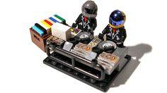 Daft Punk Lego