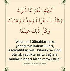 ✏ Allahım! Günahlarımızı, yaptığımız haksızlıkları, saçmalıklarımızı, bilerek ve ciddi olarak yaptıklarımızı bağışla, bunların hepsi bizde mevcuttur. #Allahım #affet #hadis #dua #amin #hayırlıgeceler #istanbul #türkiye #rize #trabzon #üsküdar #eyüpsultan #ilmisuffa