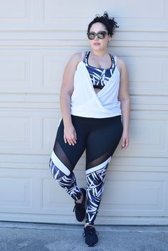 a5114d70749 Workout Essentials that Function In AND out of the Gym via  GirlWithCurves Plus  Size Activewear