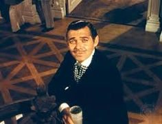Every Southern Lady needs a Rhett Butler!