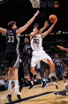 Spurs, Spurs, and more Spurs!!.