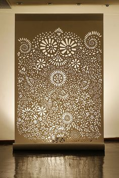 "Paper art by Analu Prestes ""At firs i straight draw on the paper after to make ready with varnish and i cut it by hand using a X-ACTO.This is like a meditation work!But I love to do it."""