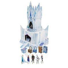 Disney Castillo Frozen
