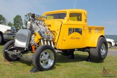 33 willys gassers | 33/36 Willys A/Gas Supercharged Pickup Gasser Blown And Injected 392 ...