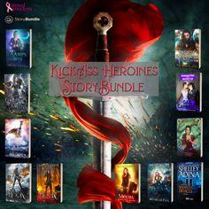 The Kickass Heroines Book Bundle (Featuring Romancing the Inventor) Guest Post Melissa Snark - Gail Carriger