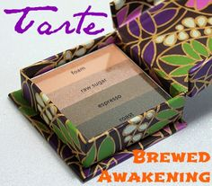 tarte brewed awakening eyeshadow quad (via myfindsonline.com)