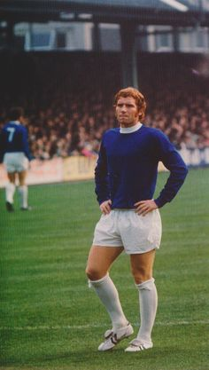 Alan Ball Everton 1968