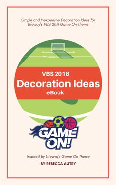 Lifeway vbs 2018 game on bible study lessons for field house bible how to decorate for vbs 2018 game on ebook use coupon code fandeluxe Image collections