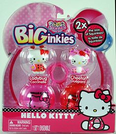 Hello Kitty BIGinkies * More info could be found at the image url.Note:It is affiliate link to Amazon.