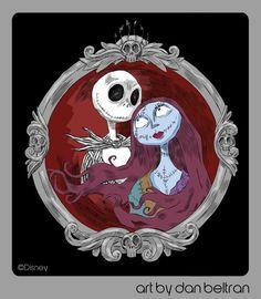 Jack and Sally...By Dan Beltran