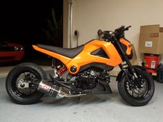 custom honda grom - Google Search