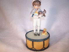 JAN HAGARA COLLECTABLES PORCELAIN - JO JOHN (MUSICAL) VERY VERY RARE! #Figurines