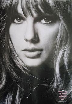 Taylor Swift Glamour UK November 2013