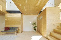 Casa em Yokkaichi  / SYAP