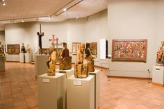 Museo Episcopal de Vic - Vic, Spain