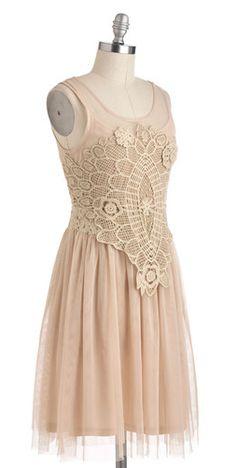 Elegant Bohemian Belle Dress