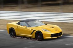 With the official reveal of the 2014 Chevrolet Corvette just weeks away, spy photographers have put together their best renderings yet of the upcoming sports car.