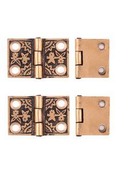 Oriental Shutter Hinge #1388 By Charleston Hardware Company.