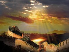 Chinese Wall- it's unbelievable. an absolute must-see.
