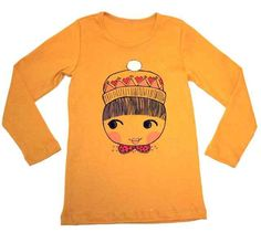 Autumn Misha Golden Top by Misha Lulu