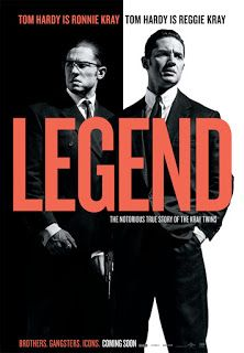My Thoughts on Legend - Sean Kelly on Movies