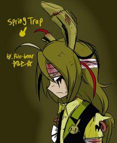 spring trap!