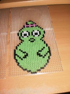 Barbalala Barbapapa hama perler by creations-differente - skyrock