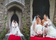 Kristin & Lindsay | Hammond Castle | Esq.Events Wedding