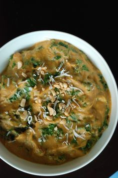 I have been apprehensive of curries for a long time. I do not like curry. Rather, there is something in curry powder I do not like. A bit earthy, definitely spicy. I still haven't figured it out. I...