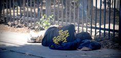 An estimated 40% of homeless men are veterans