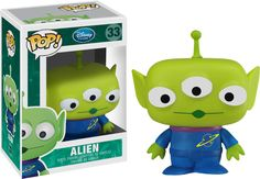 Disney Pop, Film Disney, Disney Pixar, Pop Vinyl Figures, Funko Pop Figures, Funko Pop Dolls, Funko Toys, Buzz Lightyear, Alien Do Toy Story