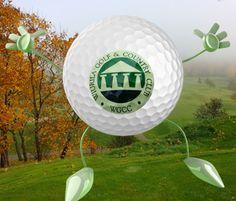 Wiurila Golf - 5km päässä Hotel Fjalarista. Kysy edukkaita golfpakettejamme. Golf Ball, Living Room