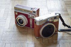 Fujifilm Instax Mini 90 Neo Classic VS Lomography Lomo'Instant Automat #FujifilmInstax #InstaxMini #InstaxMini90 #Polaroid #Lomography #InstantPhotography #InstantCamera