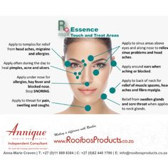 Sinus Problems, During The Day, Migraine, Pimples, Allergies, Healing, How To Apply, Eyes, Products